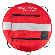 FREEDIVER BUOY IN RED