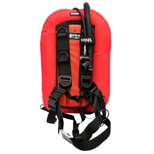 BCD COMPACT LITE 14L PINK/RED