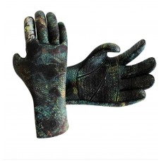 FREEDIVERS CAMOU GLOVES 3MM