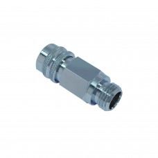 Adapter male 9/16 to female BC standard