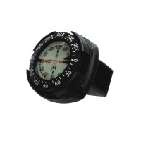 Compass with holster